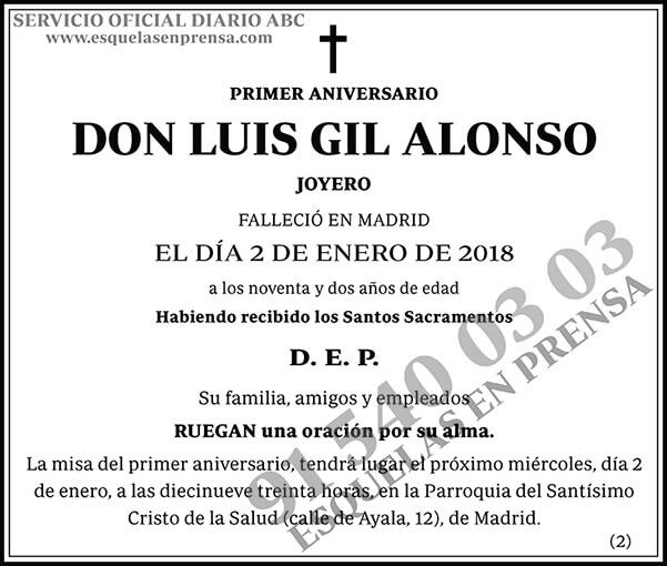 Luis Gil Alonso